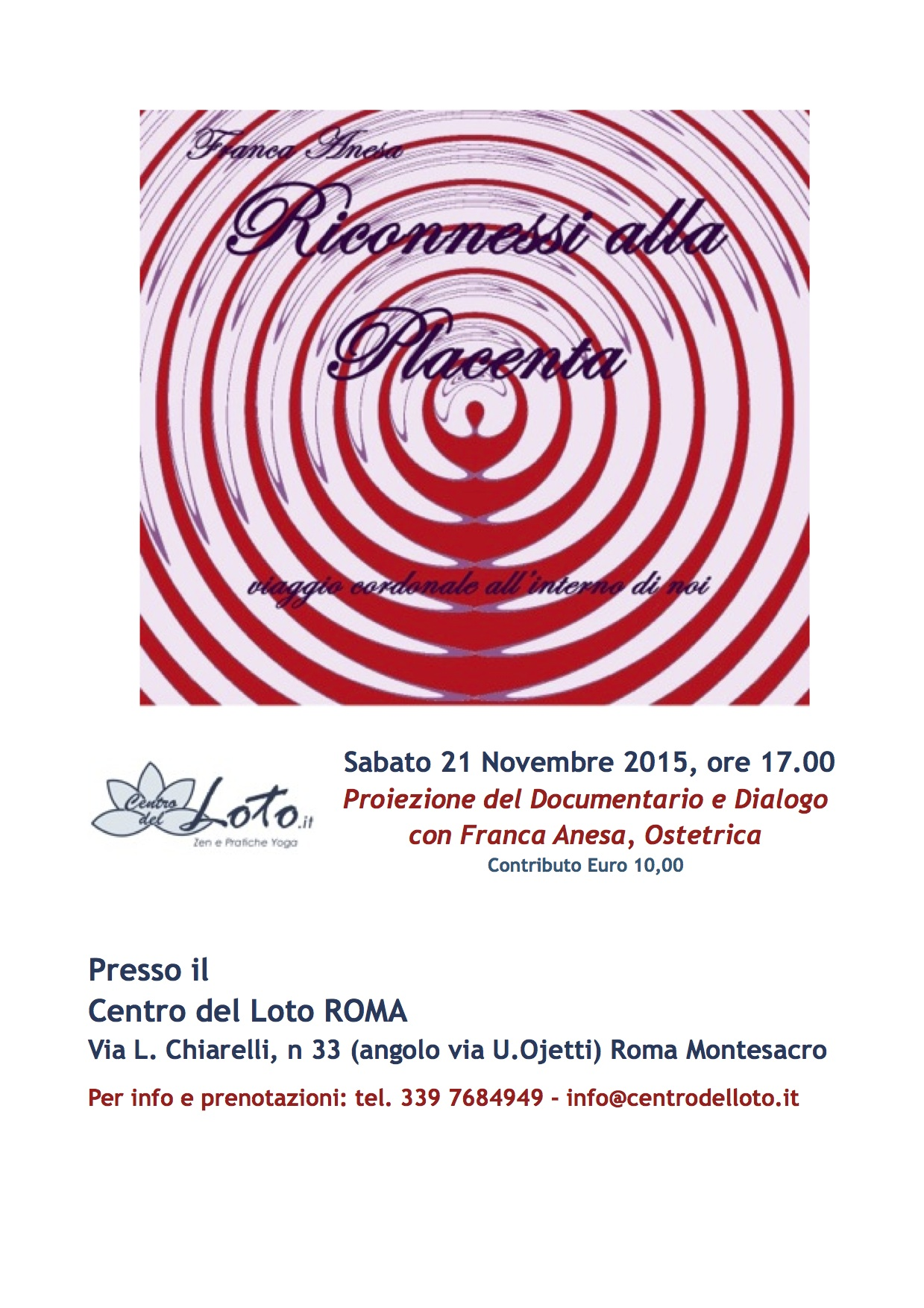 volantino placenta 21.11.2015