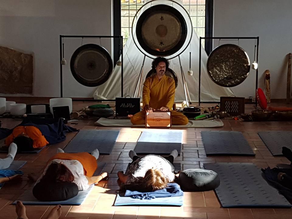 Meditazione e Suono Sacro